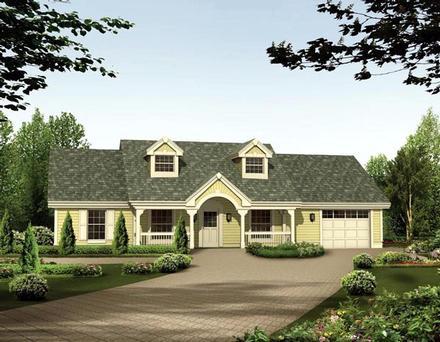 House Plan 87398