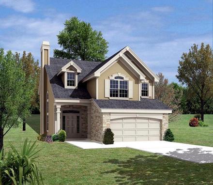 House Plan 87399