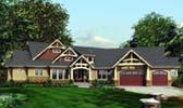 House Plan 87400
