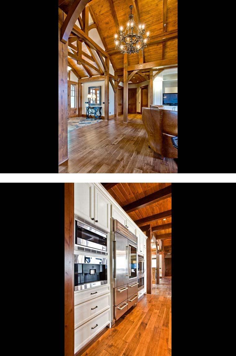Craftsman House Plan 87400