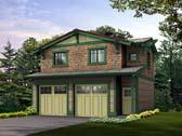 Garage Plan 87403