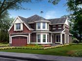 Plan Number 87444 - 2805 Square Feet
