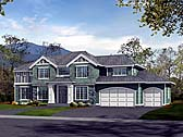 Plan Number 87448 - 2927 Square Feet