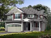 Plan Number 87455 - 3040 Square Feet