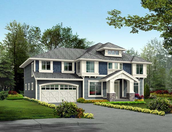 Traditional House Plan 87459