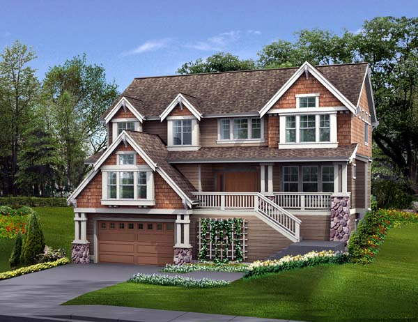 House Plan 87476