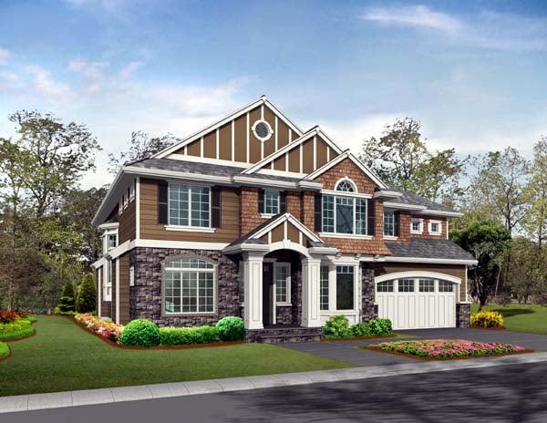 House Plan 87492