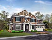 Plan Number 87492 - 3305 Square Feet