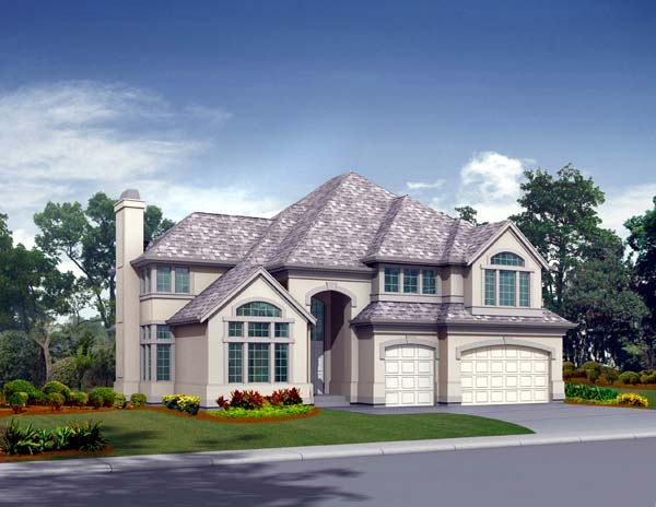 House Plan 87494