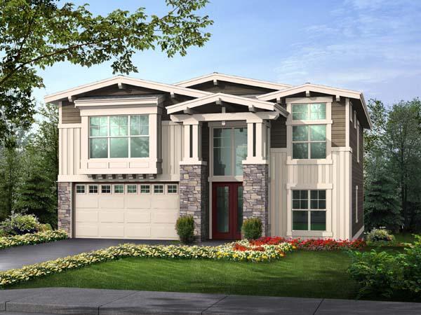House Plan 87495
