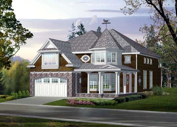 House Plan 87497