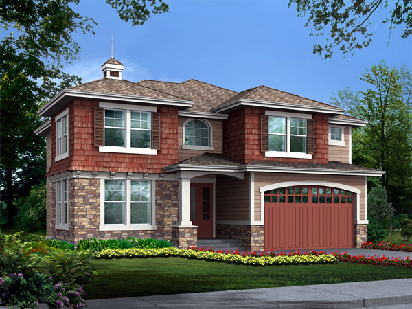 House Plan 87499