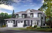 Plan Number 87504 - 3116 Square Feet
