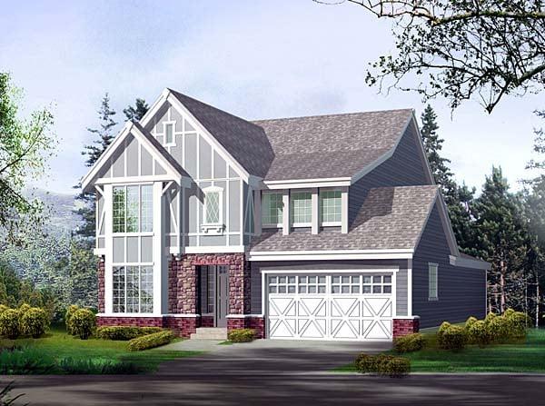 House Plan 87518