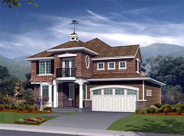 House Plan 87519