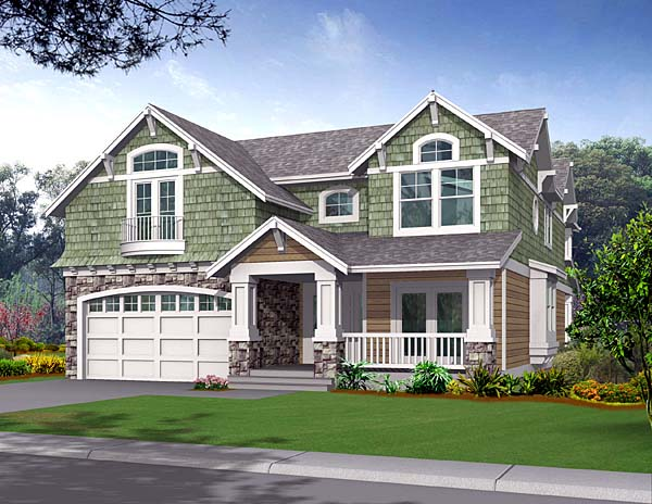 House Plan 87539