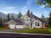 Plan Number 87540 - 4125 Square Feet