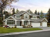 Plan Number 87546 - 4080 Square Feet