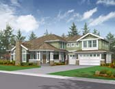 Plan Number 87561 - 4634 Square Feet
