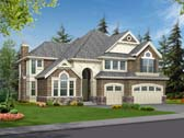 Plan Number 87562 - 3570 Square Feet