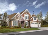 Plan Number 87563 - 4630 Square Feet