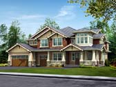 Plan Number 87574 - 4084 Square Feet