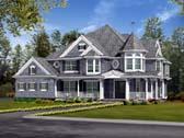 Plan Number 87587 - 4460 Square Feet