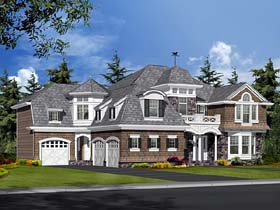 House Plan 87598