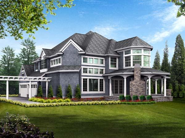 House Plan 87609 At