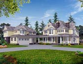 Plan Number 87617 - 5945 Square Feet