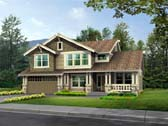 Plan Number 87625 - 3487 Square Feet