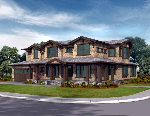 House Plan 87633