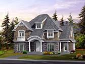 Plan Number 87663 - 4965 Square Feet