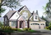 House Plan 87664