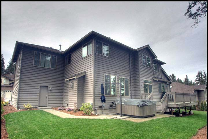 Craftsman House Plan 87665 Rear Elevation