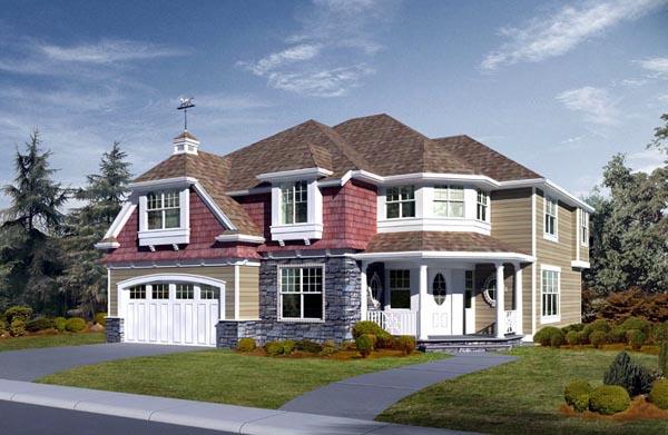 House Plan 87674