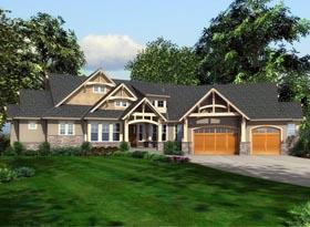 House Plan 87681