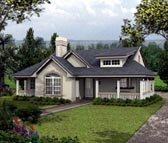Plan Number 87804 - 1316 Square Feet