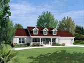 Plan Number 87805 - 1310 Square Feet