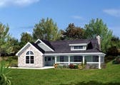 House Plan 87806