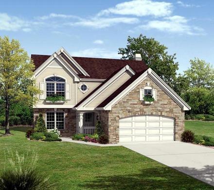 House Plan 87809