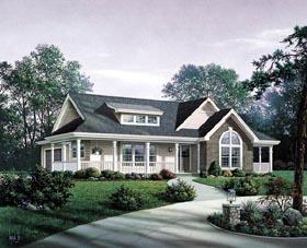 House Plan 87811