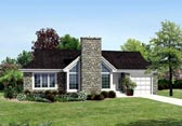 Plan Number 87814 - 1687 Square Feet