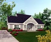 Garage Plan 87815