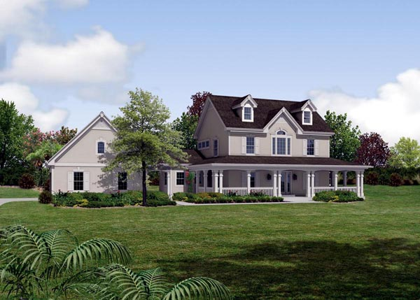 House Plan 87818 At