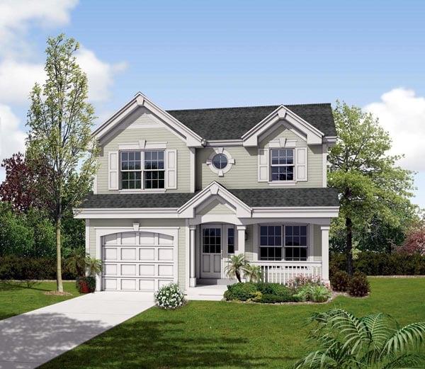 House Plan 87819