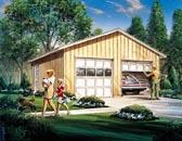 Garage Plan 87825