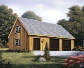 Garage Plan 87826