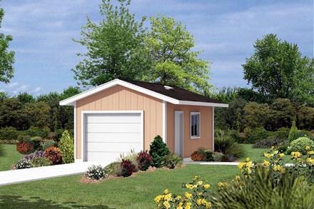 Garage Plan 87827