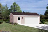 Garage Plan 87829